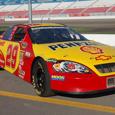 "NASCAR Racing Experience - ""Extreme VIP Racing Experience"