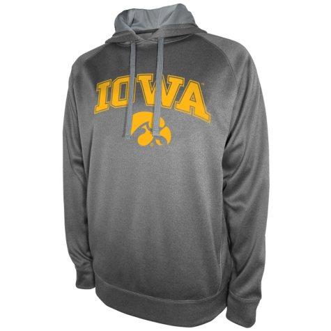 Iowa Hawkeyes Men's Pullover Hooded Fleece