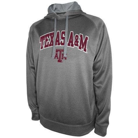 Texas A&M Aggies Men's Pullover Hood Fleece