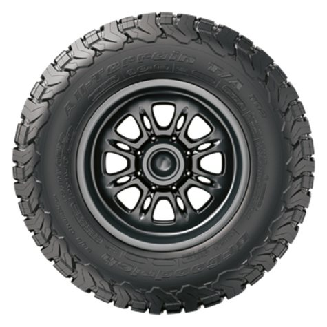 BFGoodrich All-Terrain T/A KO2 - LT255/70R18D 117S Tire