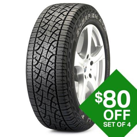 Pirelli Scorpion MTR - LT285/75R16C MTR 116Q Tire