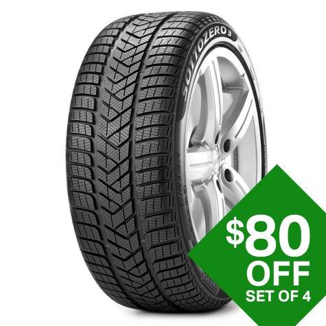 Pirelli SottoZero 3 - 215/55R18/XL 99V  Tire