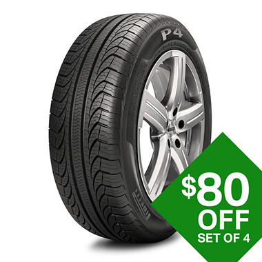 Pirelli P4 Four Seasons Plus - P185/60R15 84T Tire
