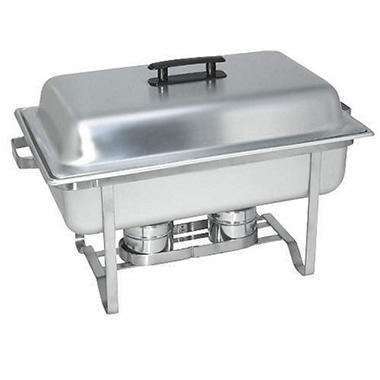 stainless steel chafing dish 8 qt sam 39 s club. Black Bedroom Furniture Sets. Home Design Ideas