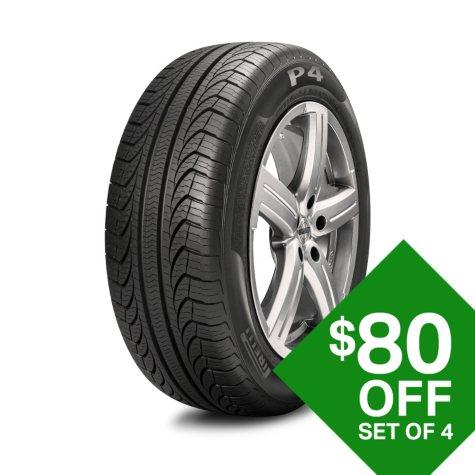 Pirelli P4 Four Seasons Plus - P215/60R16 95H Tire