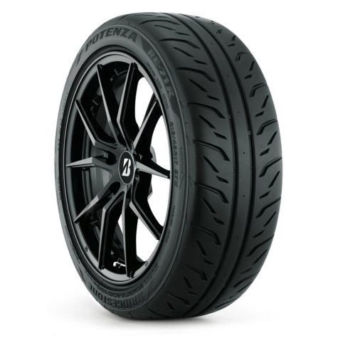 Bridgestone Potenza RE-71R - 215/45R18/XL 93W Tire
