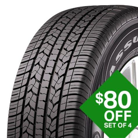 Goodyear Assurance CS Fuel Max 245/55R19 103T  Tire