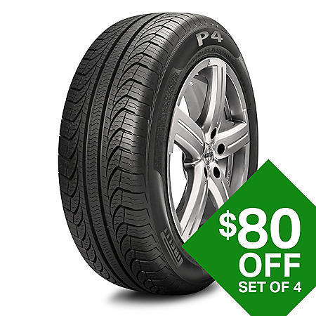 Pirelli P4 Four Seasons Plus - P205/70R15 96T Tire