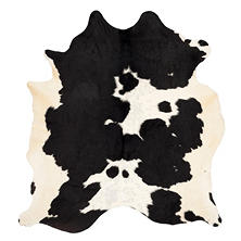 Genuine Cowhide Rug (Assorted Colors)