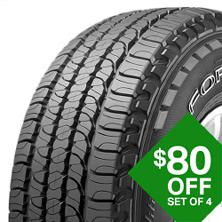 Goodyear Fortera HL - P245/65R17 105T Tire