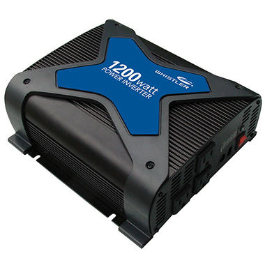 Whistler - 1200 Watt - Power Inverter includes 3' Battery Cables