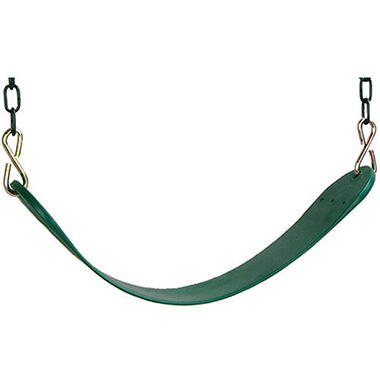 Belt Swing with Chain