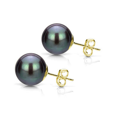 Freshwater Pearl Stud Earring Various Sizes