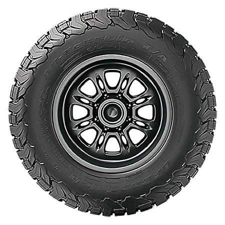 BFGoodrich All-Terrain T/A KO2 - 37x12.50R17/D 124R Tire