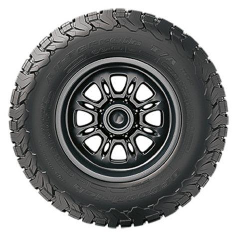 BFGoodrich All-Terrain T/A KO2 - LT255/65R17/D 114/110S Tire