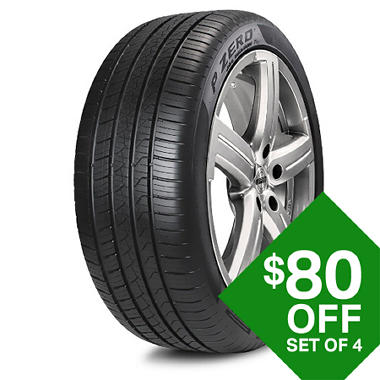 Pirelli PZero A/S Plus - 215/55R17/XL 98W Tire