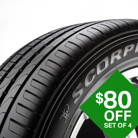 Pirelli Scorpion Verde - 235/55R19 101V Tire