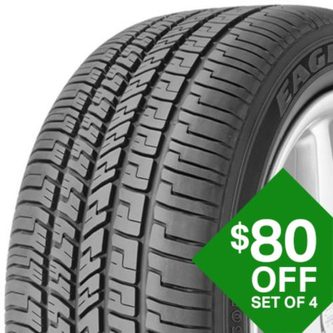 Goodyear Eagle RS-A - P225/45R18 91V Tire