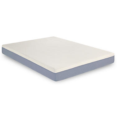 "Classic Dream 8"" Memory Foam Mattress - Cal King"