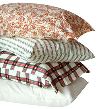 Queen Flannel Sheet Set