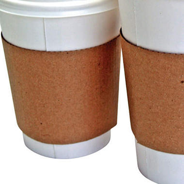Coffee Cup Sleeves - 1,200 ct.