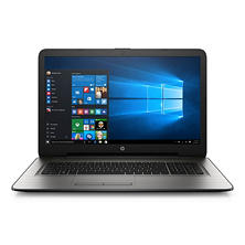 "HP HD 17.3"" Notebook 17-x037cl, Intel Core i3-5005U DC Processor, 8GB Memory, 1TB Hard Drive, Backlit Keyboard, Windows 10"