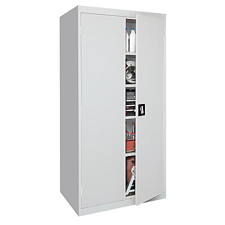 "Sandusky Elite Welded Steel Storage Cabinet (36""W x 18""D x 72""H)"