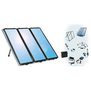 45 Watt Solar Power Generator Kit
