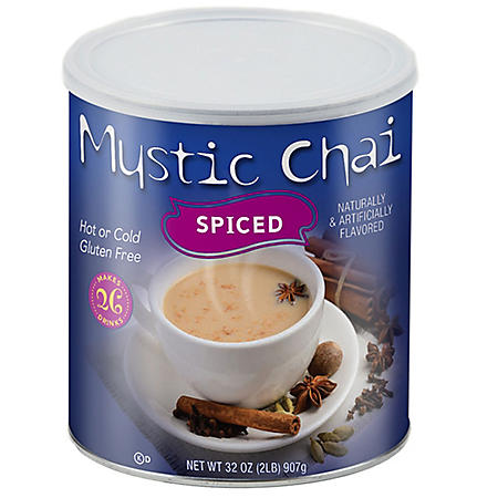 Mystic Chai Spiced Tea (6 pk.)