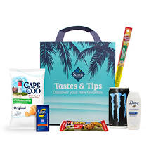Taste & Tips Sampler Bag