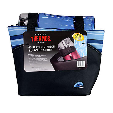 3 PIECE THERMOS LUNCHCARRIER