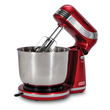 Dash Everyday Stand Mixer (Assorted Colors)