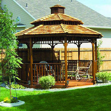 Hexagon Gazebo - 10'