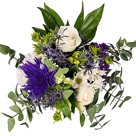 Mixed Farm Bunch, Ocean Breeze (10 bunches)