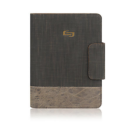Solo Universal Tablet Case 5.5in to 8in (Brown)