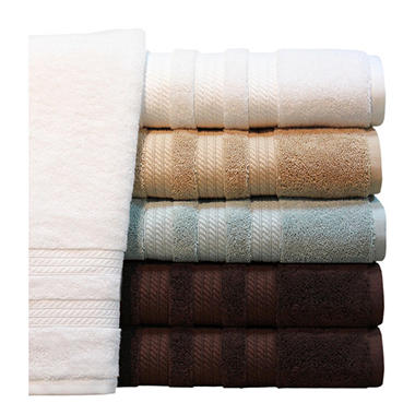100% Cotton Luxurious Bath Sheet, Various Colors (34