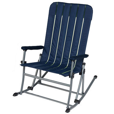 Memberu0027s Mark Portable Rocking Chair  Assorted Colors