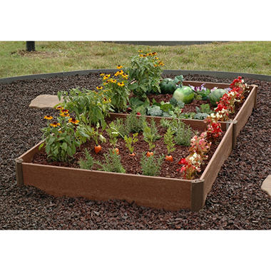 Bon Memberu0027s Mark Raised Bed Garden Kit, ...