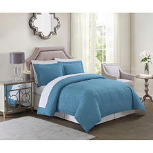 Christian Siriano Down-Alternative 4-Piece Comforter Set
