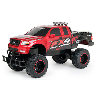 1:6 Remote Control Bad Ford F-150