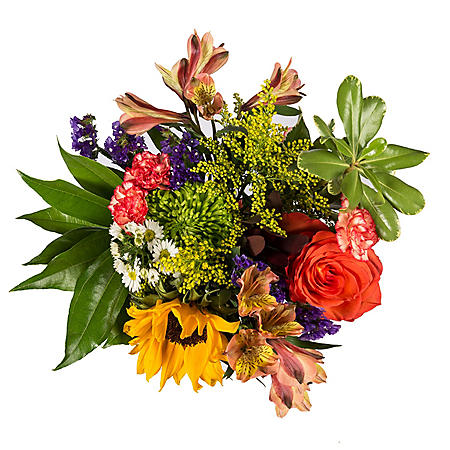 Mixed Farm Bunch, Autumn Glory (10 bunches)