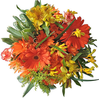 Pumpkin Patch Mixed Bouquet - 10 pk.