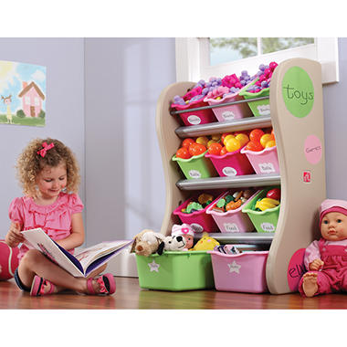 Fun Time Room Organizer - Pink