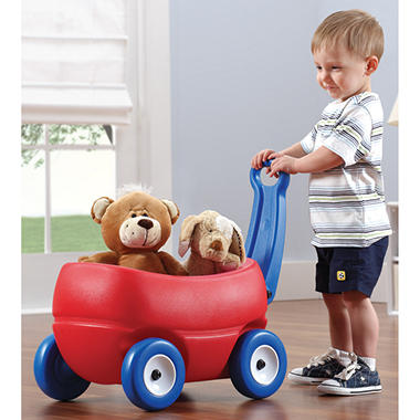 Little Helper's Wagon - Red/Blue