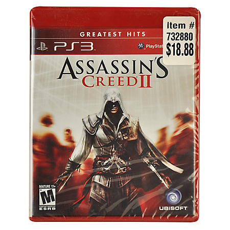 PS3 GREATEST HIT ASSASSIN'S CREED