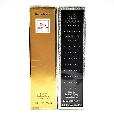 WOMEN 5 AVE NIGHTS CLASSIC & NEW SCENTS