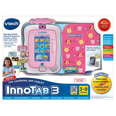 INNOTAB3 Bundle - Pink