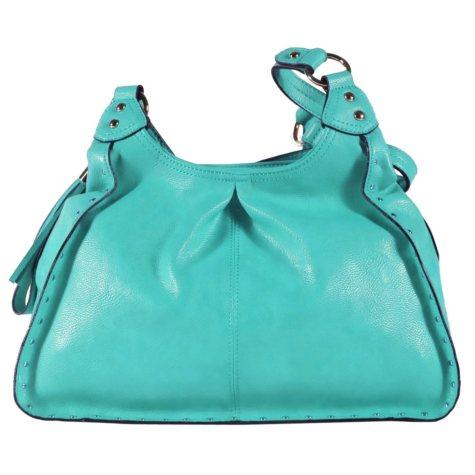 Perlina Handbags - Poster w/ Tassel & Tote Styles