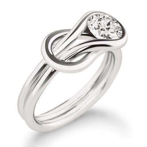 0.75 ct. t.w. Everlon™ Diamond Ring (I, I1)