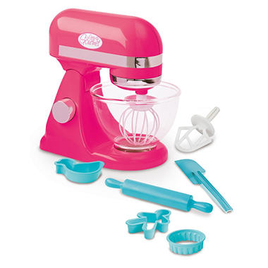 Little Gourmet Kids Stand Mixer - Fuchia Pink